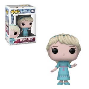 Figurine Pop! Elsa Enfant - La Reine Des Neiges 2 - Disney