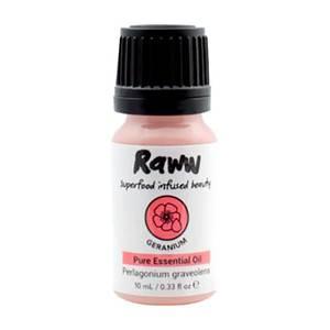 RAWW Geranium Pure Essential Oil 10ml
