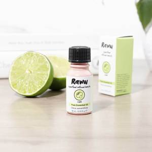 RAWW Lime Pure Essential Oil 10ml