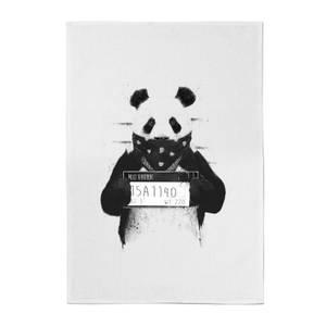 Bandana Panda Cotton Tea Towel