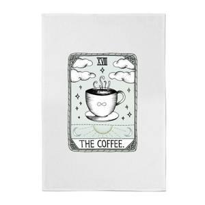 Barlena The Coffee Cotton Tea Towel