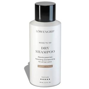 Löwengrip Good to go Caramel and Cream Dry Shampoo 100ml