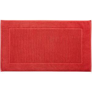 Christy Supreme Hygro Bath Mat - Coral (2 Pack)