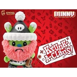 Kidrobot Krunk-a-Claus DUNNY 3 Inch Vinyl