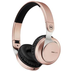 Mixx JX1 Bluetooth Wireless Headphones - Rose Gold