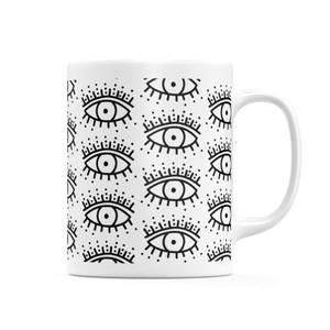 Eye Eye Multi Mug
