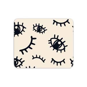 Mouse Mats Eye Eye Pattern Mouse Mat