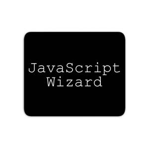 Mouse Mats JavaScript Wizard Mouse Mat
