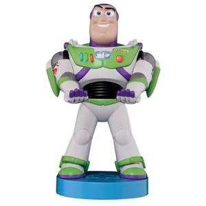Figurine Support Chargeur Manette 20 cm Buzz l'Éclair - Toy Story 4