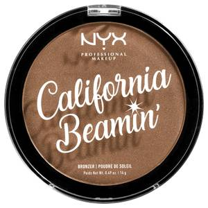 NYX Professional Makeup California Beamin' Face and Body Bronzer 14g (Various Shades)