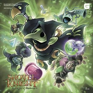Brave Wave - Shovel Knight: Plague of Shadows (The Definitive Soundtrack) LP