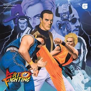 Brave Wave - Art of Fighting (The Definitive Soundtrack) LP