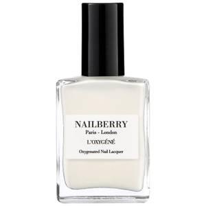 Nailberry White Mist Nail Varnish 15ml