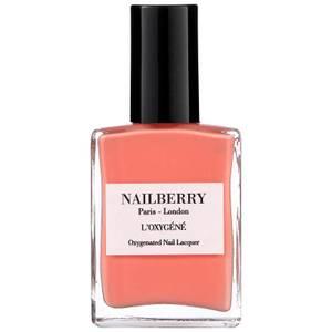Nailberry Peony Blush Nail Varnish 15ml