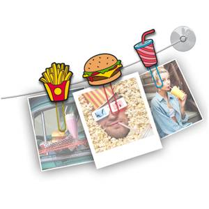 Clipit - Fast FoodPhoto/Note Clips