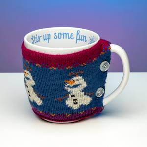 Disney Mug Cozy Olaf La Reine des Neiges