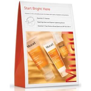 Murad Start Bright Here Kit (Worth $59.00)