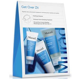 Murad Get Over Zit Kit (Worth $55.00)