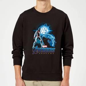 Avengers: Endgame Nebula Suit Sweatshirt - Black