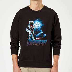 Avengers: Endgame Rocket Suit Sweatshirt - Black