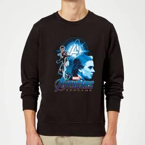 Avengers: Endgame Widow Suit Sweatshirt - Black