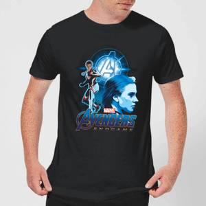 Avengers: Endgame Widow Suit Men's T-Shirt - Black