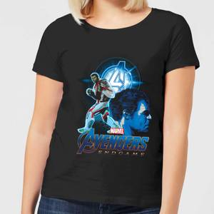 Avengers: Endgame Hulk Suit Women's T-Shirt - Black
