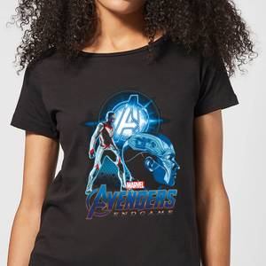 Avengers: Endgame Nebula Suit Women's T-Shirt - Black