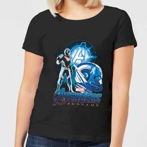 Avengers: Endgame Ant Man Suit Women's T-Shirt - Black