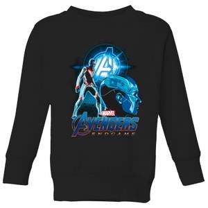 Sweat-shirt Avengers: Endgame Nebula Suit - Enfant - Noir