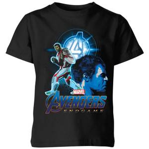 Avengers: Endgame Hulk Suit Kids' T-Shirt - Black