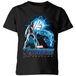 Avengers: Endgame Nebula Suit Kids' T-Shirt - Black