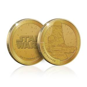 Collectible Star Wars Commemorative Coin: Snowtrooper - Zavvi Exclusive (Limited to 1000)