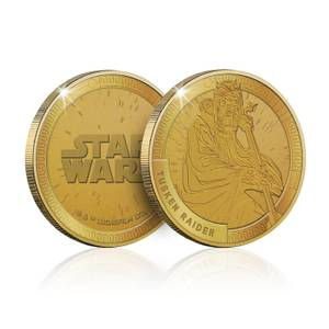 Collectible Star Wars Commemorative Coin: Tusken Raider - Zavvi Exclusive (Limited to 1000)