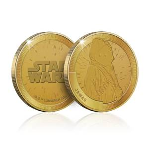 Collectible Star Wars Commemorative Coin: Jawa - Zavvi Exclusive (Limited to 1000)