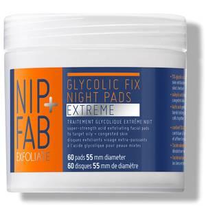NIP+FAB Glycolic Extreme Fix Pads