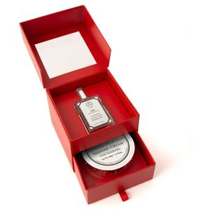 Taylor of Old Bond Street Platinum 2 Piece Gift Set - Fragrance & Shaving Cream