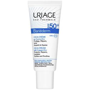 Uriage Bariéderm Cica-Cream with Copper-Zinc SPF50+ 40ml