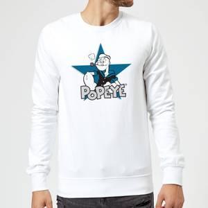 Popeye Popeye Sweatshirt - White