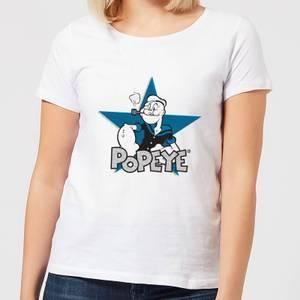 Popeye Popeye Women's T-Shirt - White