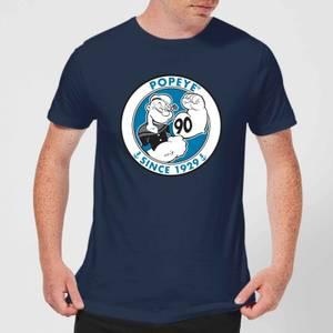 Popeye Popeye 90th Men's T-Shirt - Navy