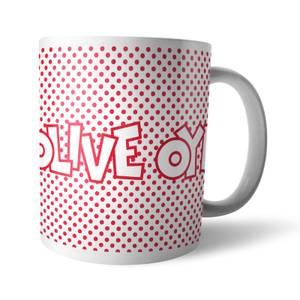 Popeye Olive Oyl Classic Mug