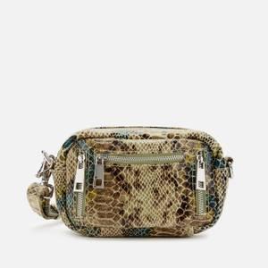 Núnoo Women's Brenda Cross Body Bag - Snake