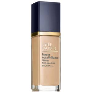 Estée Lauder Futurist Aqua Brilliance SPF20 Makeup 30ml (Various Shades)