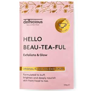 Delhicious Body Original Black Tea Body Scrub