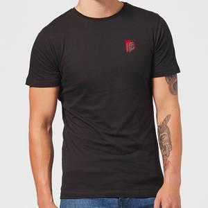 Hellboy Emblem Men's T-Shirt - Black