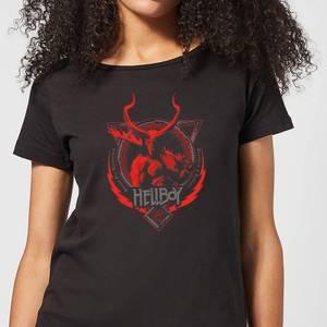 Hellboy Hell's Hero Women's T-Shirt - Black