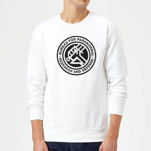 Hellboy B.P.R.D. Sweatshirt - White