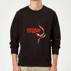 Hellboy Profile Sweatshirt - Black