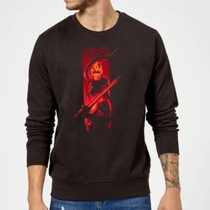 Hellboy Hail To The King Sweatshirt - Black